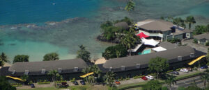 Sadie's by the Sea Hotel in Pago Pago
