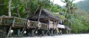 Tisa's Barefoot Bar restaurant