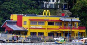 McDonald's Fagatoto