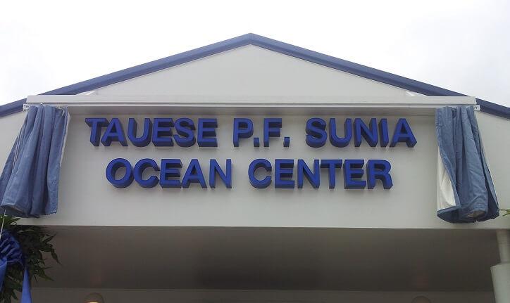 Sunia Ocean Center