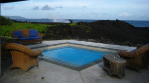 Pool at Moana O Sina Lodge