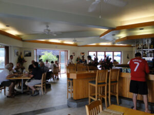 Goat Island Restaurant at Sadie's by the Sea