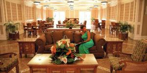 Tradewinds Hotel Lobby