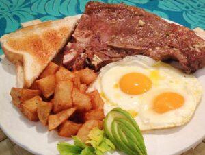 DDW breakfast