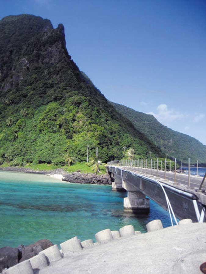 Ofu Olosega Bridge