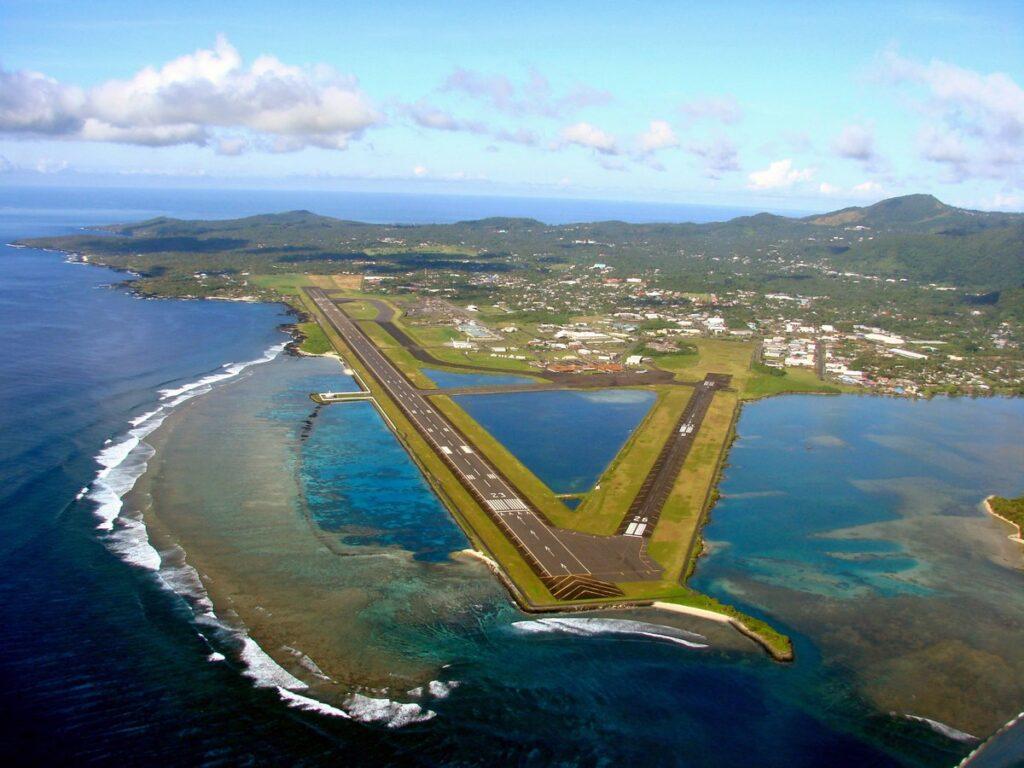 Pago Pago International Airport