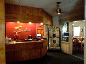 Sadie's Restaurant Reception